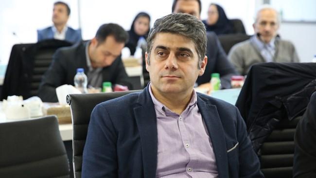 علی چاغروند، مدیر طرح و برنامه اتاق ایران شد