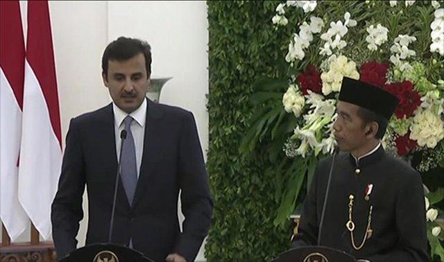 آمادگی امیر قطر برای مذاکره با کشورهای تحریم کننده دوحه