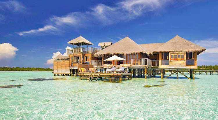 آرامشی دلپذیر در هتل های شناور جهان