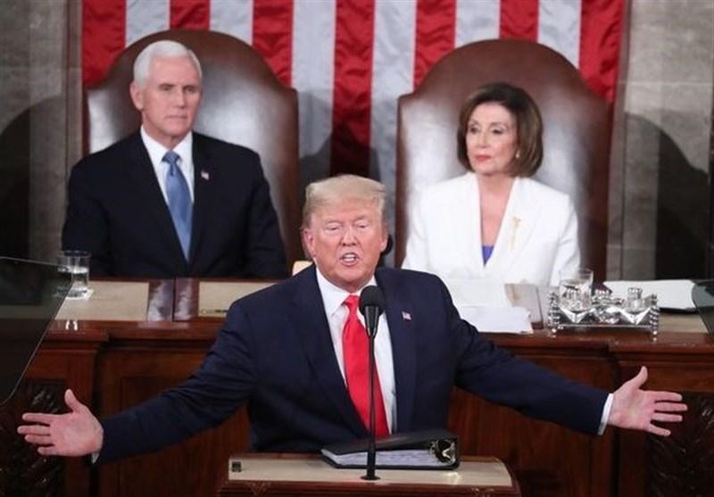 واکنش ترامپ به رای سنا و بقا در قدرت