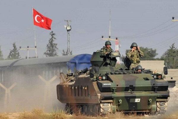 ارتش ترکیه مجددا تجهیزات نظامی به مرزهای سوریه ارسال کرد