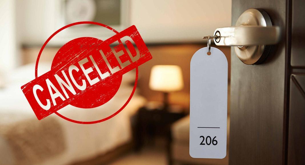 شرایط کنسلی هتل ها پس از شیوع کرونا