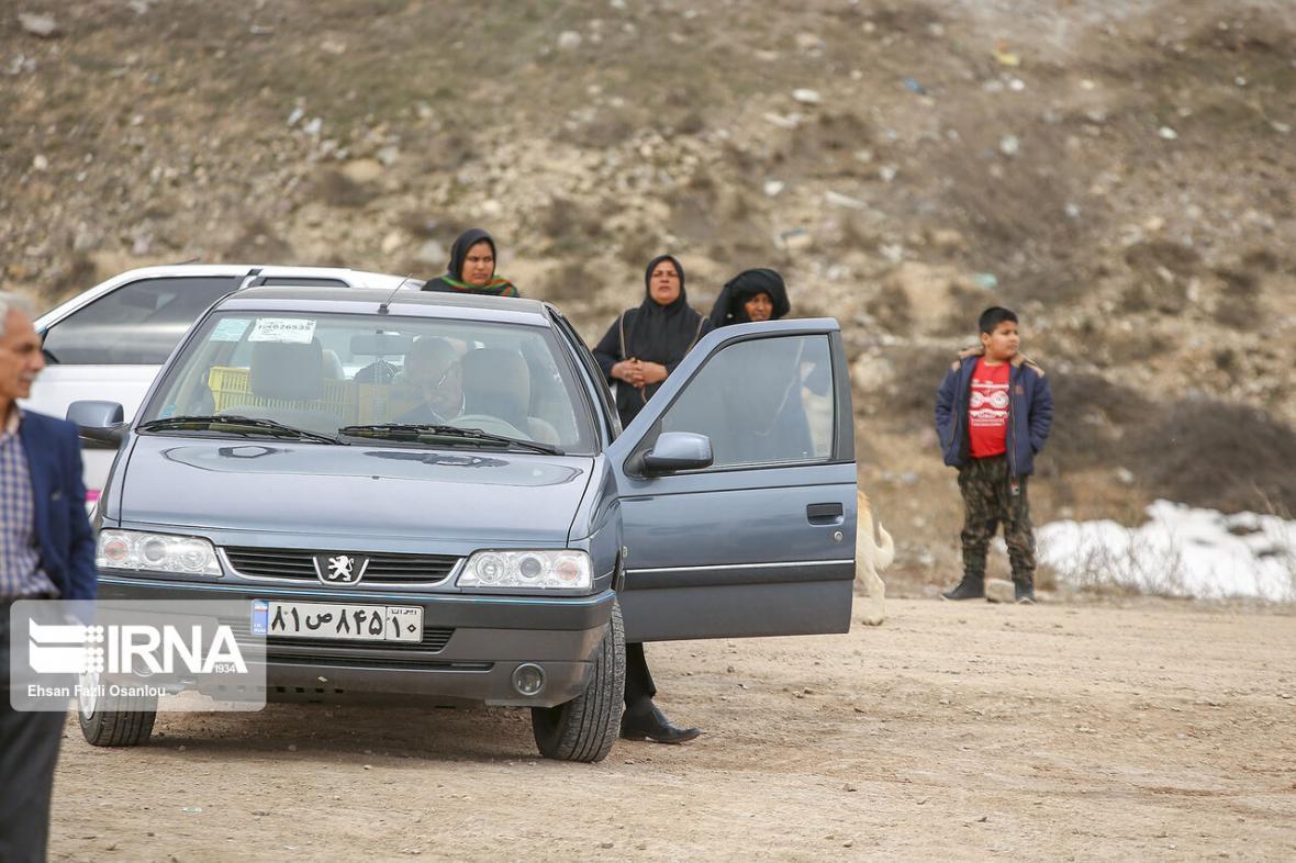 خبرنگاران ورود خودروهای غیربومی به بروجرد ممنوع شد