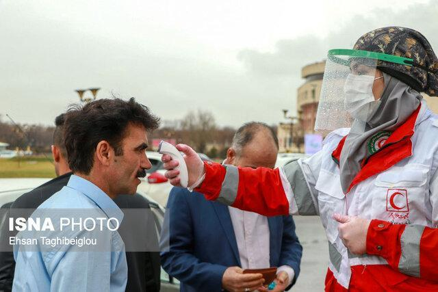 پایش سلامت سرنشینان بیش از 15 هزار خودرو در زنجان