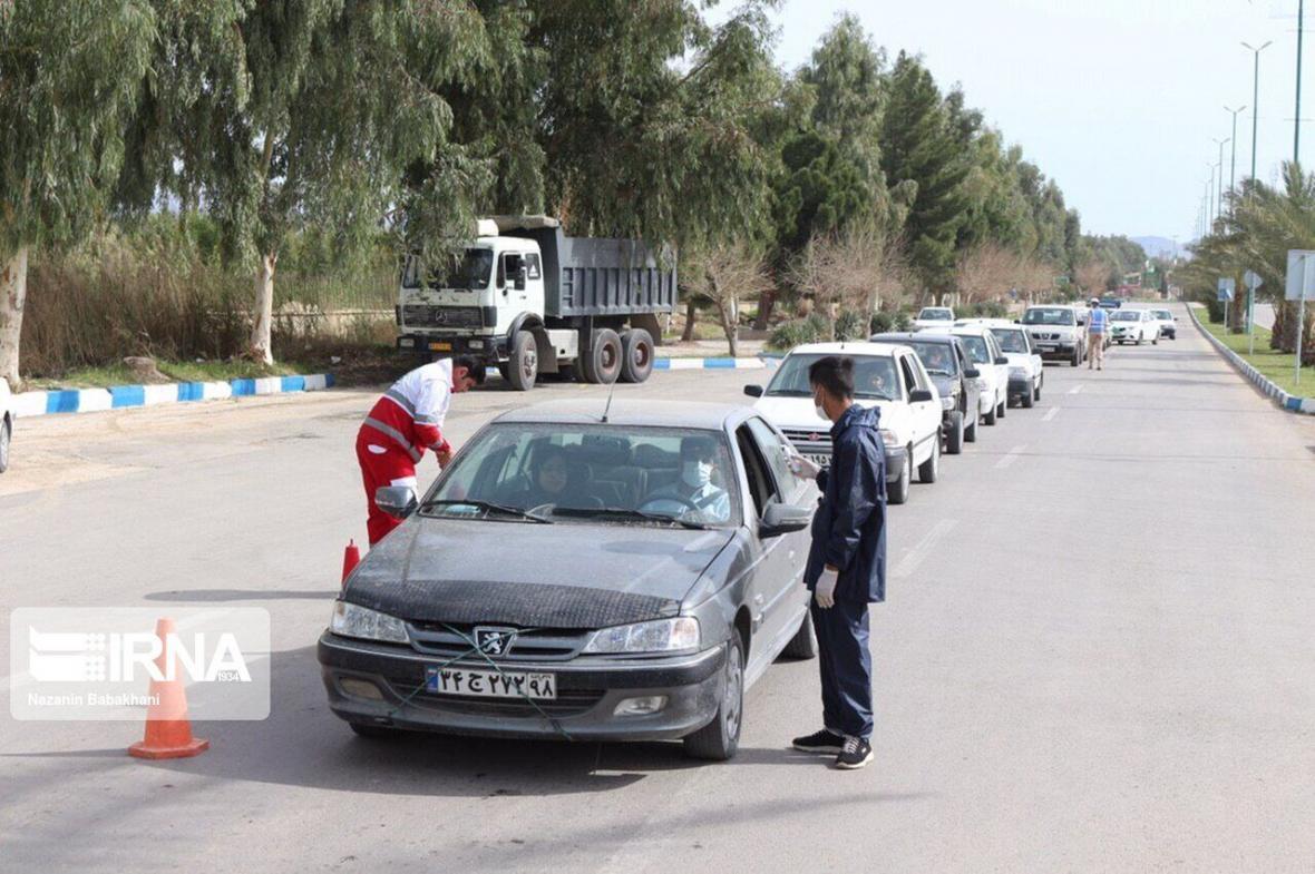 خبرنگاران ورودی های رامسر ساعت 24 امشب بسته می شود