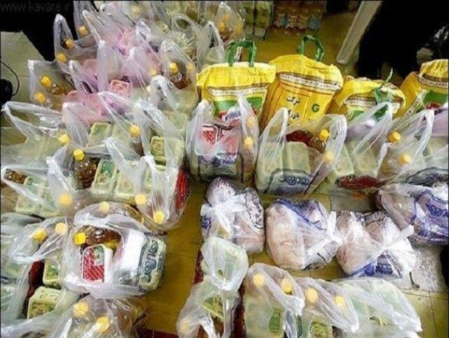 خبرنگاران هلال احمر یک هزار بسته معیشتی در کرج توزیع کرد