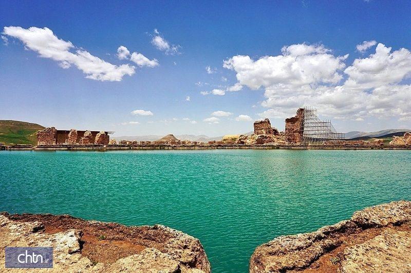 ثبت 60هزار بازدید از میراث جهانی تخت سلیمان در سال 98