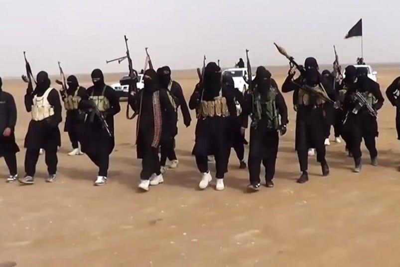 اقدام آمریکا در انتقال تروریست های داعش از سوریه به عراق