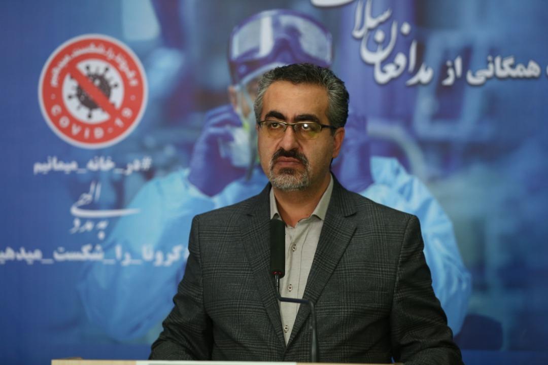 آخرین اخبار ابتلا به کرونا در ایران ، شناسایی 1481 بیمار جدید ، 14 استان فوتی نداشتند