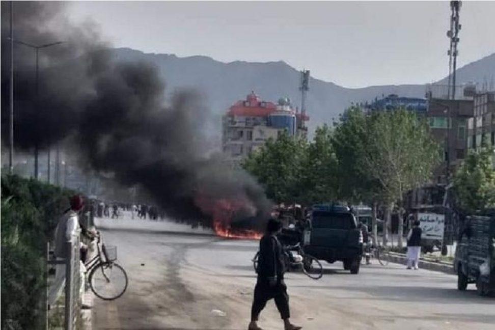 13 کشته و زخمی در انفجار های تروریستی در افغانستان