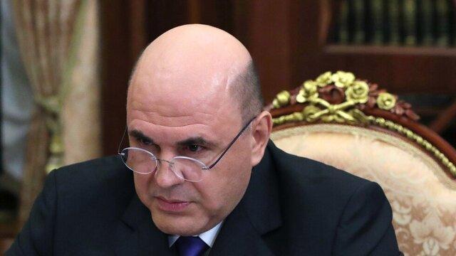 بازگشت به کار نخست وزیر روسیه پس از بهبودی از کرونا