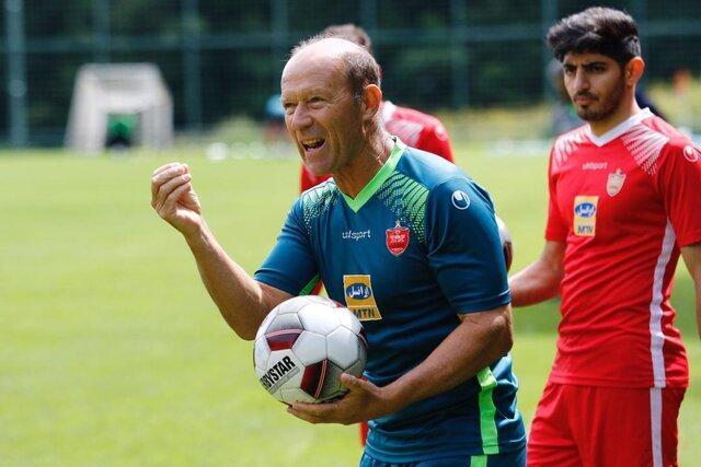 کالدرون: راهنمایی تیم ملی ایران ایده جذابی است، همواره اهل مذاکره ام