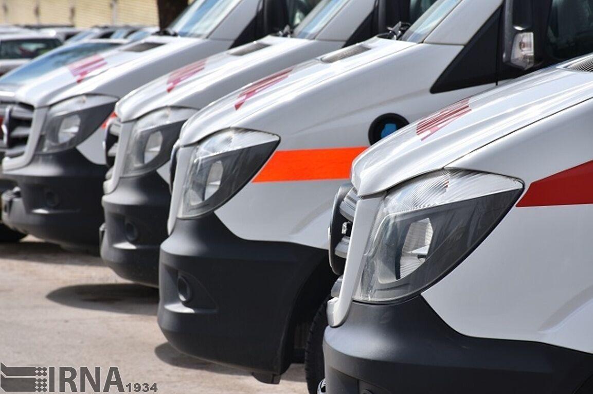 خبرنگاران تصادف در دزفول یک کشته و چهار زخمی برجا گذاشت