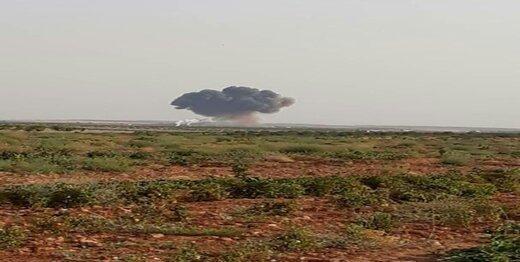 اخبار تایید نشده از سرنگونی هواپیمای ارتش سوریه توسط مخالفان مسلح