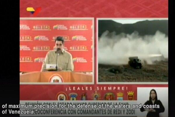 ونزوئلا با آزمایش موشکی به استقبال نفتکشهای ایرانی رفت