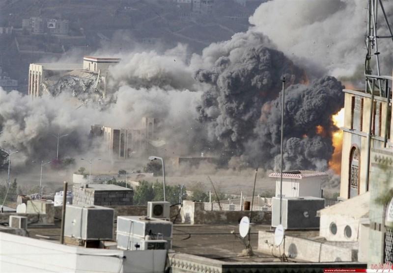 3 شهید در حمله جنگنده های سعودی به یمن