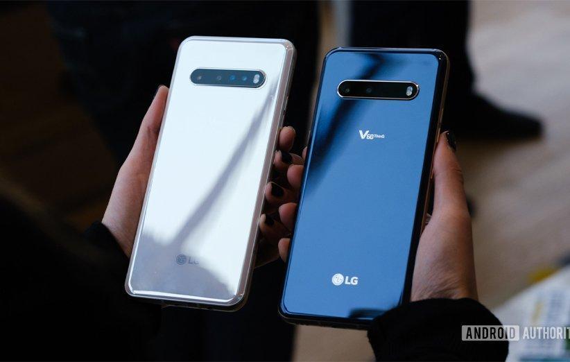 گوشی های میان رده ال جی به زودی با اینترنت 5G راهی بازار می شوند