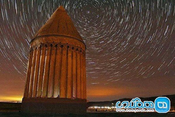 برج رادکان مشهد؛ هدایت ساده برای تشخیص فصل ها و سال کبیسه