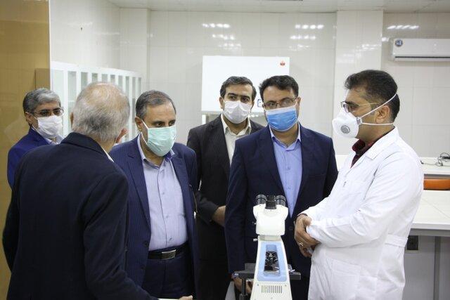 گسترش رشته های پزشکی و پیرا پزشکی در دانشگاه آزاد قشم ضرورت دارد