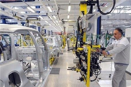 پایین ترین میزان تولید خودرو در انگلیس از سال 1954 تا به امروز