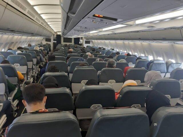پروازهای هفتگی فرودگاه خرم آباد به 14 مورد افزایش می یابد
