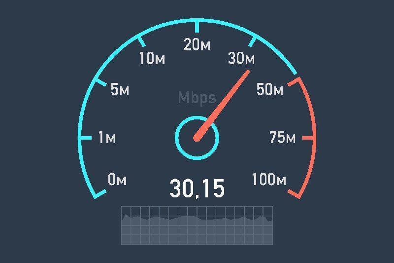 8 نکته ای که باید در هنگام دریافت تست سرعت اینترنت رعایت کنید