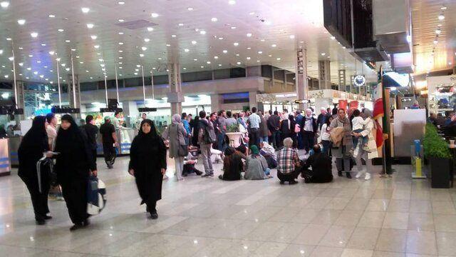 تشدید سختگیری های کرونایی در فرودگاه ها با یاری ناجا