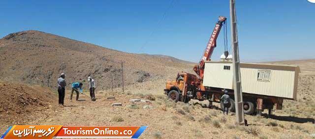 مرکز پایش و مراقبت از سازه های آبی تاریخی منطقه پاسارگاد راه اندازی شد