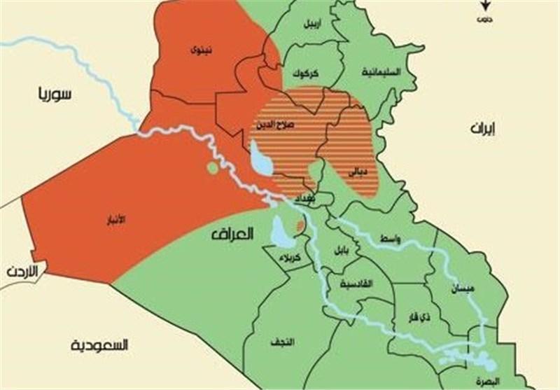 طرح تروریستی برای انفجار در بازاری در بعقوبه عراق ناکام ماند