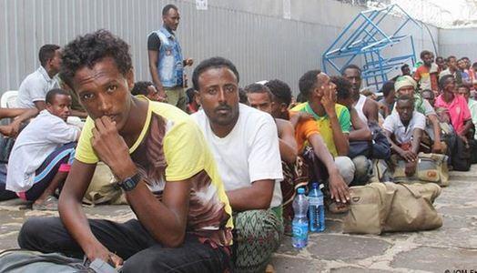 مرگ 3 مهاجر اتیوپیایی در بازداشتگاه عربستان سعودی