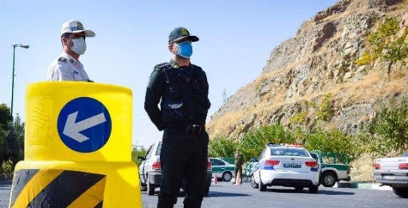 خبرنگاران طرح محدودیت سفر در ورودی غرب استان تهران اجرا می گردد
