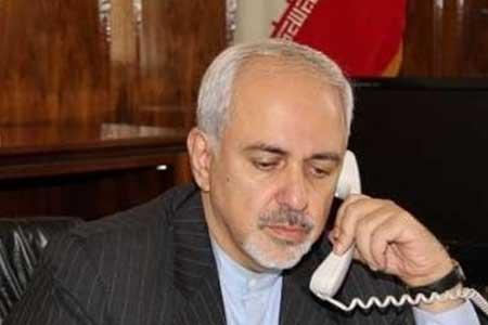 وزیر خارجه کشورمان ظریف تلفنی با مورالس مصاحبه کرد