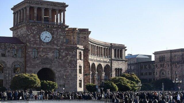 درخواست برای برقراری روابط دیپلماتیک ارمنستان با جمهوری آذربایجان