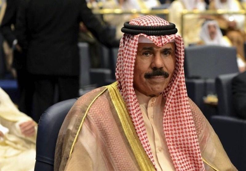پیغام جداگانه امیر کویت به شاه سعودی و امیر قطر