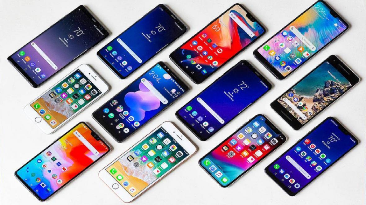 قیمت انواع گوشی موبایل، امروز 13 آذر 99
