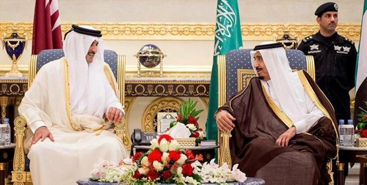 توافق مهم قطر و عربستان