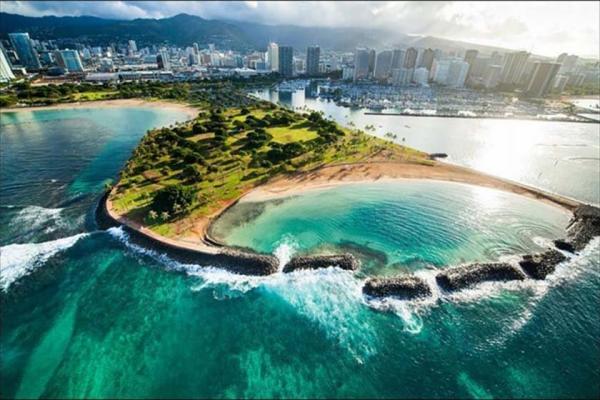 سفر به آمریکا: جزایر هاوایی، زیباترین جزایر دنیا