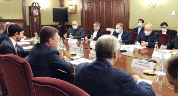 ضرورت تعمیق همکاری های تهران-مسکو در بخش انرژی