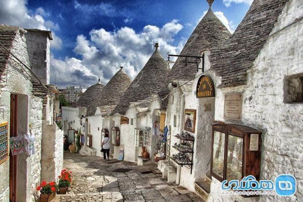 آشنایی با تعدادی از زیباترین روستاهای جهان