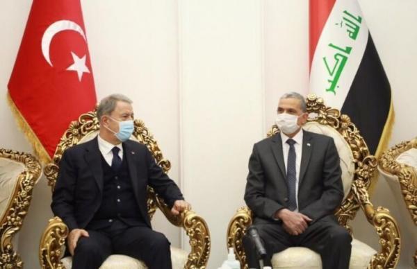 ترکیه و عراق در زمینه آموزش های امنیتی همکاری می نمایند