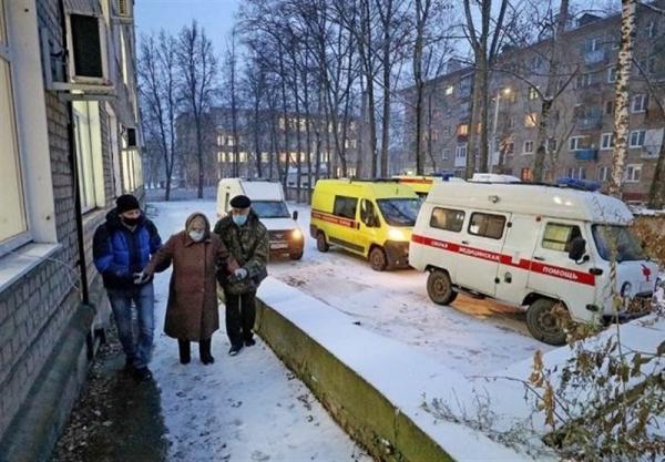 کمترین موارد ابتلای روزانه به کرونا در روسیه از اواسط آبان