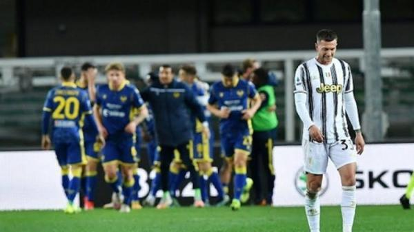 (ویدیو) خلاصه بازی هلاس ورونا 1 - 1 یوونتوس؛ گلزنی رونالدو