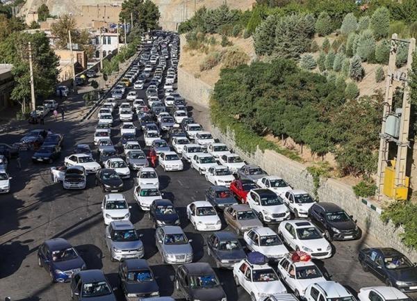 پیش بینی ترافیک سنگین برای جاده ها در سرانجام هفته