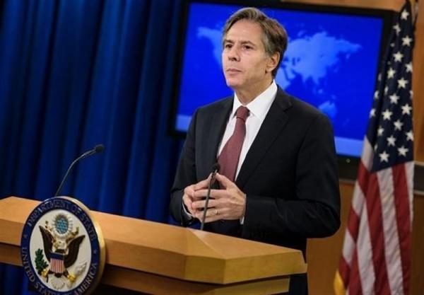 بلینکن: تحریم ها زمانی کاهش می یابد که ایران به اجرای تعهدات برجامی برگردد