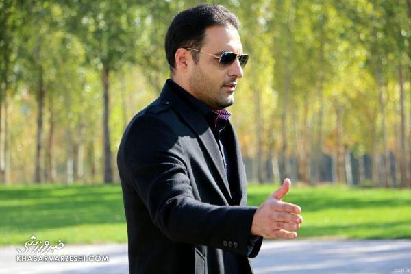حمله تند محمدی به فرهاد مجیدی، این آقا فقط برای عکس انداختن نیامده بود؟! خبرنگاران