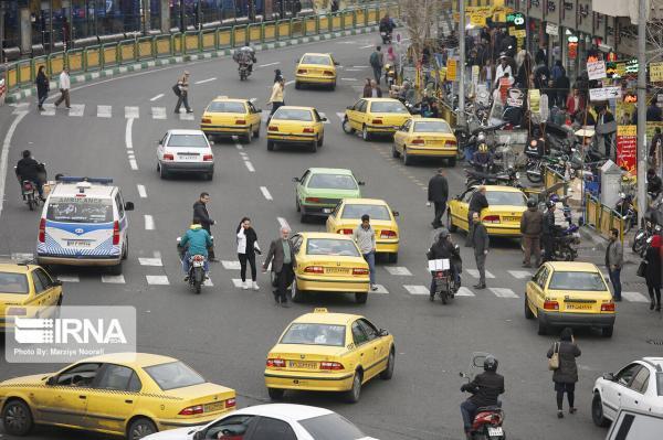 خبرنگاران کرایه تاکسی در بجنورد 30 درصد افزایش یافت