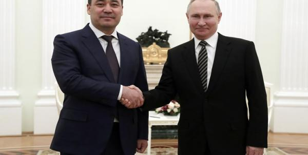 ملاقات پوتین و جباراف؛ همکاری استراتژیک در کنار دغدغه های امنیتی
