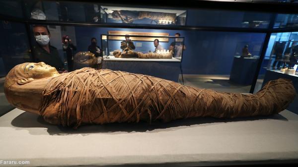(ویدیو) افتتاح دو موزه جدید از تاریخ و تمدن مصر