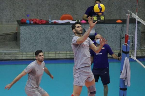 بازیکن تیم ملی والیبال ایران ایزوله شد