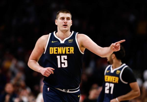نامزدهای باارزش ترین بازیکن NBA معرفی شدند